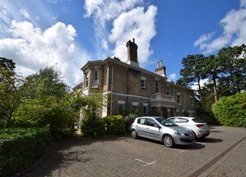 Thumbnail 2 bedroom flat to rent in Meyrick Gate, 16 Wimborne Road, Bournemouth