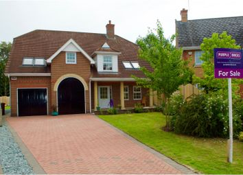 Thumbnail 5 bed detached house for sale in Pashley Walk, Doncaster