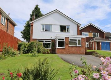 Thumbnail 4 bed detached house for sale in Dewsbury Avenue, Styvechale Grange, Coventry