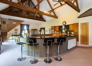 Thumbnail 5 bed barn conversion for sale in Stanford Bridge, Worcester