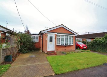 Thumbnail 2 bed detached bungalow for sale in Henson Avenue, Canvey Island