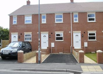 Thumbnail 2 bed terraced house to rent in Pathfinder Terrace, Colley Lane, Bridgwater