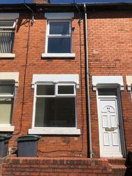 Thumbnail 2 bed terraced house to rent in Leonard St, Burslem Stoke On Trent
