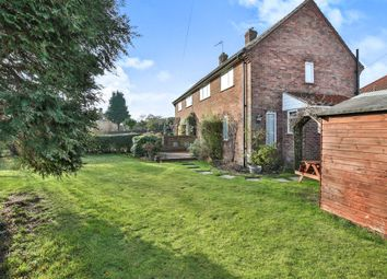 Thumbnail 3 bed semi-detached house for sale in Station Road, North Walsham