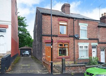 Thumbnail 3 bed terraced house for sale in Harris Road, Hillsborough, Sheffield