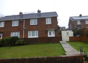 Thumbnail 3 bed property to rent in Pontyberem, Llanelli, Carmarthenshire