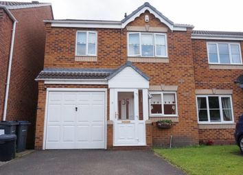 Thumbnail 3 bed semi-detached house for sale in Waldley Grove, Erdington, Birmingham