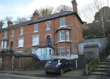 Thumbnail 1 bedroom maisonette to rent in Croft Road, Godalming