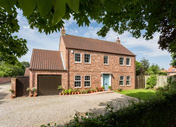 Thumbnail 4 bed detached house for sale in Alne, York