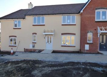 Thumbnail 3 bed terraced house for sale in Curtis Way, Weymouth