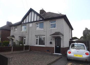 Thumbnail 3 bed semi-detached house for sale in Wakefield Street, Golborne, Warrington