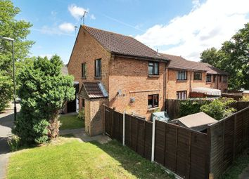 Thumbnail 2 bed end terrace house for sale in Capsey Road, Ifield, Crawley, West Sussex