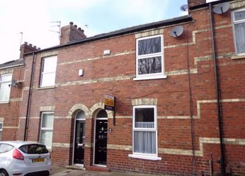 Thumbnail 2 bed terraced house to rent in Compton Street, York