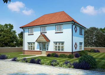 Thumbnail 3 bed detached house for sale in Bishops Court, Sidmouth Road, Exeter, Devon