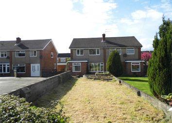 Thumbnail 3 bed semi-detached house for sale in Pen Y Ffordd, North Cornelly, Bridgend, Mid Glamorgan