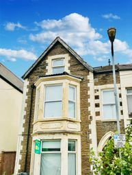 Thumbnail 1 bed property to rent in Gordon Road, Roath, Cardiff