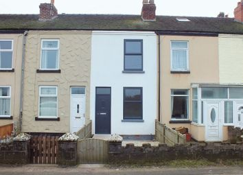 Thumbnail 2 bed property for sale in Audley Road, Talke Pits, Stoke-On-Trent