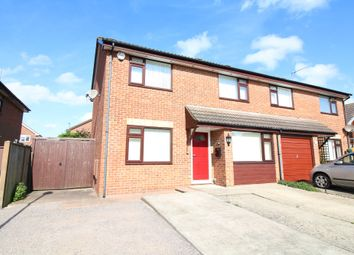Thumbnail 3 bed semi-detached house for sale in Old Kiln Road, Upton, Poole