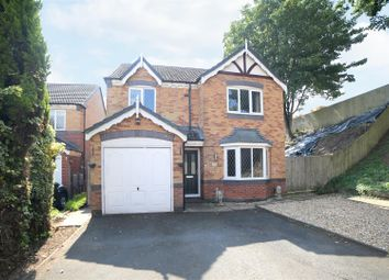 Thumbnail 4 bed property for sale in Reed Close, St. Georges, Telford