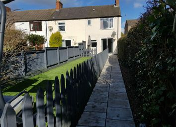 Thumbnail 2 bed cottage for sale in Chapel Street, Swanwick, Alfreton, Derbyshire