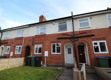 Thumbnail 2 bed terraced house to rent in Waggon Street, Cradley Heath