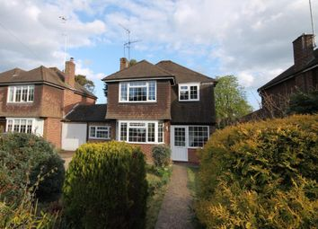 Thumbnail 3 bed link-detached house to rent in Vogan Close, Reigate, Surrey