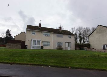 Thumbnail 3 bed semi-detached house to rent in Constable Drive, St Julians, Newport