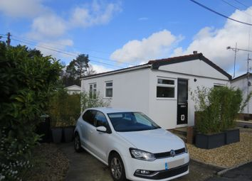 Thumbnail 2 bedroom mobile/park home for sale in Wareham Road, Holton Heath, Poole