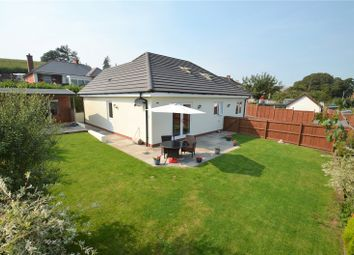 Thumbnail 4 bed detached house for sale in Rackenford Road, Tiverton, Devon