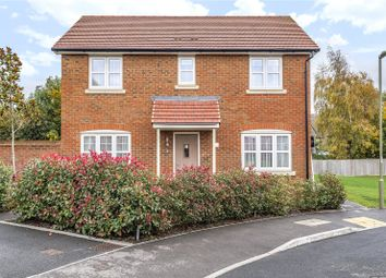 Thumbnail 3 bed detached house for sale in Shrivenham, Swindon