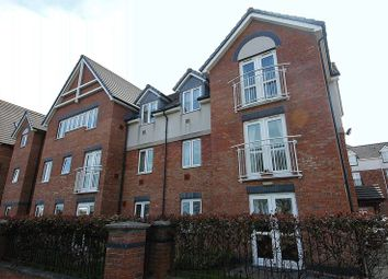 Thumbnail 2 bed flat for sale in Grangeside Court, Brabourne Gardens, North Shields
