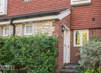 Thumbnail 3 bed end terrace house for sale in Hosey Hill, Westerham, Kent