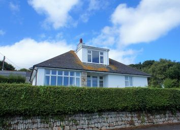 Thumbnail 3 bed detached bungalow for sale in 1 Higher Lariggan, Penzance