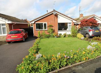Thumbnail 2 bedroom detached bungalow for sale in Checkley Drive, Biddulph, Stoke-On-Trent