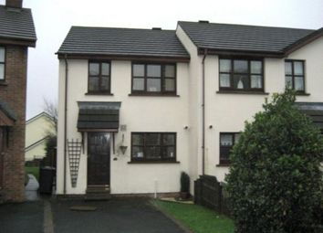Thumbnail 2 bed town house to rent in Abbeyfields, Douglas