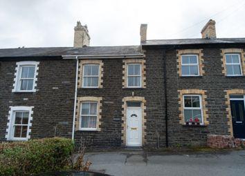 3 bed terraced house for sale in Rheidol Road, Penparcau, Aberystwyth SY23