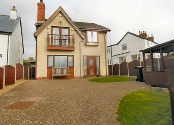 Thumbnail 3 bed detached house for sale in Rhes-Y-Cae, Holywell