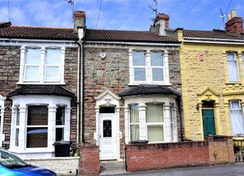 Thumbnail 2 bed terraced house for sale in Sandholme Road, Brislington, Bristol