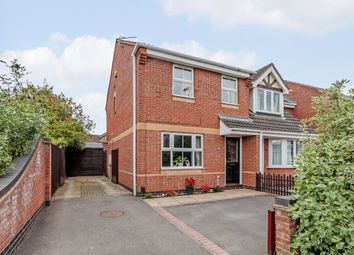 Thumbnail 3 bed town house for sale in 44 Waterworks Road, Coalville