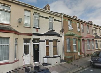 Thumbnail 2 bedroom terraced house for sale in Townshend Avenue, Keyham