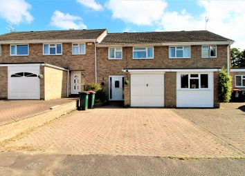 Thumbnail 3 bed terraced house for sale in Mannings Close, Crawley, West Sussex.