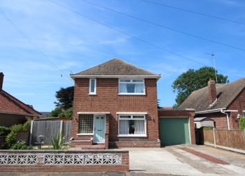 Thumbnail 3 bed detached house for sale in Fairway, Caister-On-Sea