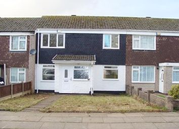 Thumbnail 3 bed terraced house to rent in Central Avenue, Longbridge