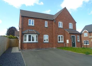 Thumbnail 3 bed semi-detached house for sale in Downey Ridge, Bayston Hill, Shrewsbury