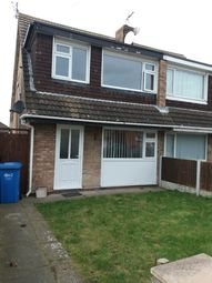 Thumbnail 3 bed semi-detached house to rent in Glan Y Gors, Prestatyn