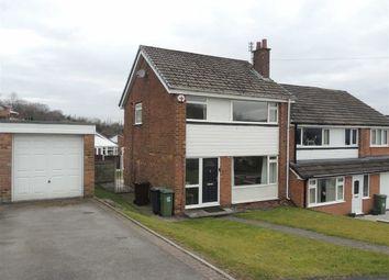 Thumbnail 3 bed semi-detached house for sale in Range Road, Stalybridge
