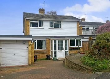Thumbnail 4 bed detached house for sale in River Close, East Farleigh, Maidstone