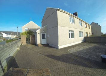 Thumbnail 3 bed semi-detached house to rent in 1 Sunnybank Road, Sandfields, Port Talbot