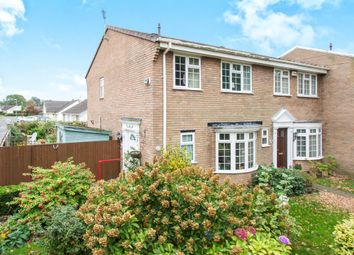 Thumbnail 3 bed end terrace house for sale in Warren Walk, Ferndown