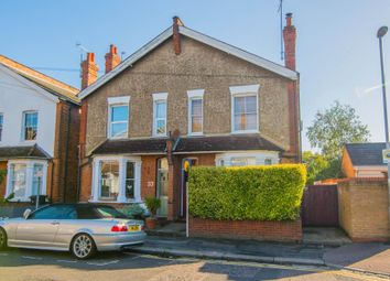 Thumbnail 2 bed flat for sale in Dudley Road, Kingston Upon Thames